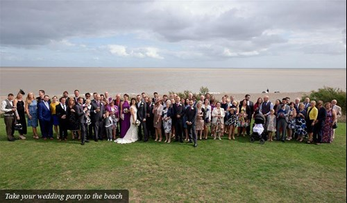 Wedding party - Thorpeness Country Club